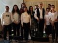 20.4.2014 - Benefiční koncert v Olomouci: skupina profesionáních a amatérských hudebníků.