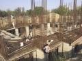 Stavba Óm Ášramu 10