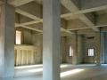 Výstavba zařízení pro vzdělávání Kongresové haly ve vzdělávacím centru vJadanu.